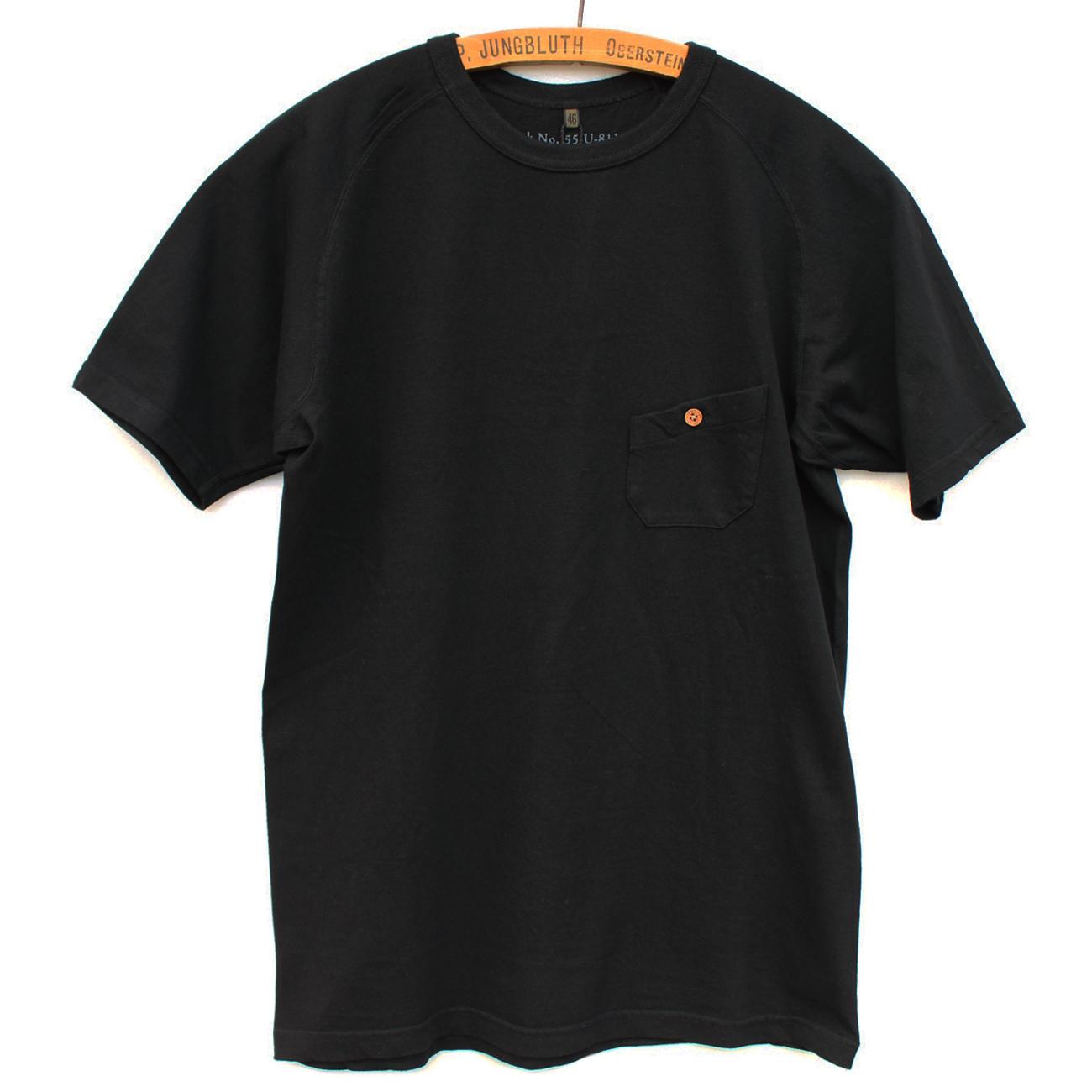 c74c02ff4eaabf NIGEL CABOURN Basic T-shirt – Black