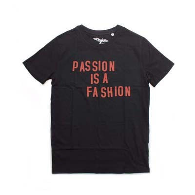 New In / WORN FREE Joe Strummer - Passion is a Fashion T-Shirt-18765
