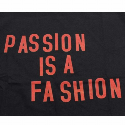 New In / WORN FREE Joe Strummer - Passion is a Fashion T-Shirt-18768